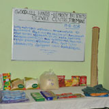 Flood relief pack-Food items with necessary things for daily maintanance in one package to beneficiaries